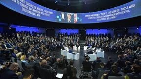 Пленарное заседание VI Московского международного форума «Открытые инновации»