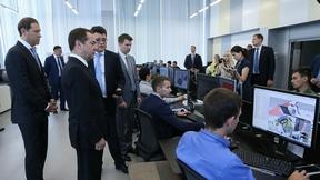 Посещение Центрального научно-исследовательского автомобильного и автомоторного института «НАМИ»