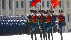 Военный парад в честь 71-й годовщины Победы в Великой Отечественной войне. Фото РИА Новости