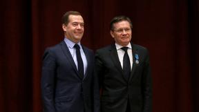 С первым заместителем Министра экономического развития Алексеем Лихачёвым