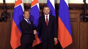 Встреча с Премьер-министром Словакии Петером Пеллегрини