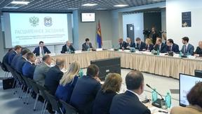 Расширенное заседание рабочей группы Госсовета по направлению «Малое и среднее предпринимательство»