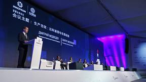 Международная промышленная выставка «ИННОПРОМ-2015»