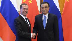 Встреча Дмитрия Медведева с Премьером Госсовета КНР Ли Кэцяном