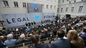 VI Петербургский международный юридический форум