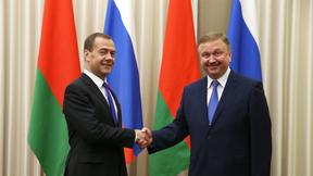 Встреча с Премьер-министром Белоруссии Андреем Кобяковым