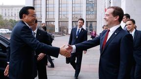 С Премьером Государственного совета КНР Ли Кэцяном