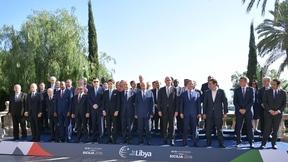 Главы делегаций государств – участников заседания Международной конференции по Ливии
