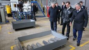 Посещение ПАО «Мотовилихинские заводы»