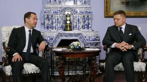 Беседа Дмитрия Медведева с Председателем Правительства Словацкой Республики Робертом Фицо