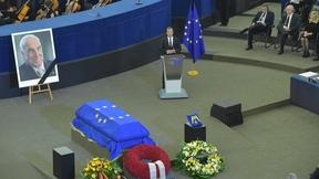 Церемония прощания с бывшим Федеральным канцлером Федеративной Республики Германия Гельмутом Колем