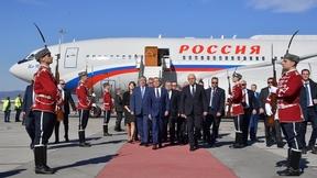 Официальный визит Дмитрия Медведева в Болгарию