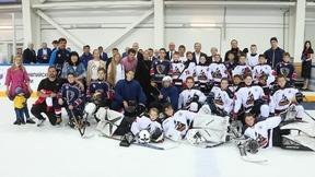 Дмитрий Чернышенко на встрече с воспитанниками детской спортивной школы №14 в Сочи
