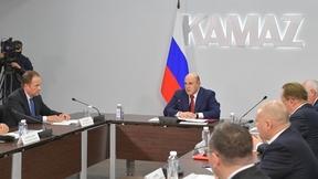Совещание о дальнейшем развитии ПАО «КамАЗ» с учётом современных тенденций в области электродвижения