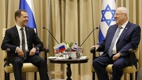 Встреча с Президентом Израиля Реувеном Ривлином