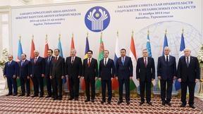 Совместное фотографирование глав правительств государств – участников Содружества Независимых Государств