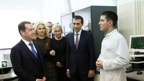 Посещение  Государственного научного  центра вирусологии и биотехнологии «Вектор»