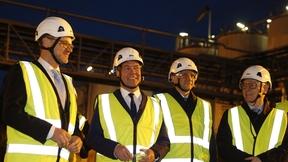 Посещение завода по обезвреживанию и переработке опасных и бытовых отходов концерна «Фортум»