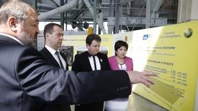 Посещение завода компании «СТЭС-Владимир» по производству пеностекла