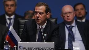 Выступление Дмитрия Медведева на встрече глав государств и правительств стран-участниц Организации Черноморского экономического сотрудничества