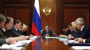 Об исполнении поручений Президента и Правительства России