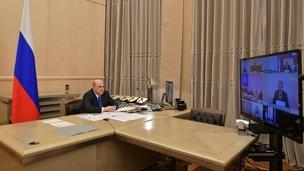 Встреча Михаила Мишустина с руководством фракции партии «Справедливая Россия» в Государственной Думе