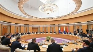 Russian-Belarusian talks