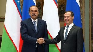 19-е заседание российско-узбекистанской межправкомиссии по экономическому сотрудничеству