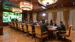 Заседание президиума Совета при Президенте по стратегическому развитию