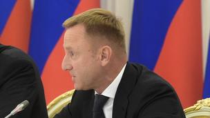 Дмитрий Ливанов на заседании президиума Совета при Президенте Российской Федерации по модернизации экономики и инновационному развитию России