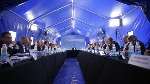 Поездка Дмитрия Медведева в Камчатский край