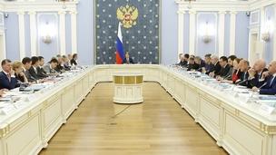 Заседание Правительственной комиссии по вопросам социально-экономического развития СКФО