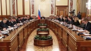 Заседание президиума Совета по стратегическому развитию  и национальным проектам