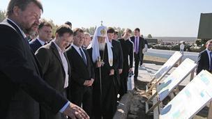 Дмитрий Медведев принял участие в праздничных мероприятиях, посвящённых 700-летию преподобного Сергия Радонежского MzgSKV3bvOU