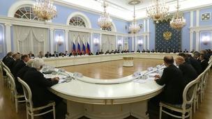 31-е заседание Консультативного совета по иностранным инвестициям в России