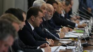 Вступительное слово Дмитрия Медведева на заседании президиума Совета при Президенте по модернизации экономики и инновационному развитию России