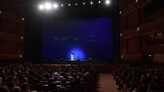 Торжественная церемония открытия VIII Санкт-Петербургского международного культурного форума