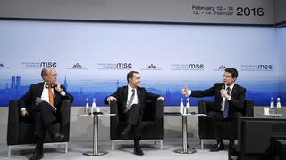 Панельная дискуссия Мюнхенской конференции по вопросам политики безопасности