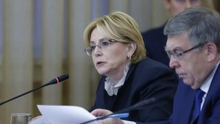 Доклад Вероники Скворцовой на совещании об охране здоровья матери и ребёнка