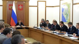 Первое заседание Правительственной комиссии по импортозамещению