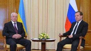Российско-украинские межправительственные переговоры
