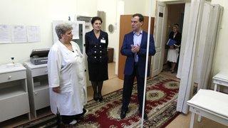 Посещение детского кардиоревматологического санатория «Красная Пахра»