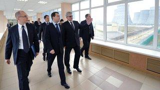 Посещение Нововоронежской АЭС