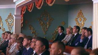 Концерт по случаю открытия нового здания Марийского государственного театра оперы и балета имени Эрика Сапаева