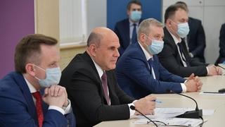 Встреча с представителями малого и среднего бизнеса Республики Карелия