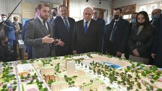 Презентация Плана мероприятий по комплексному развитию Дербента