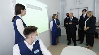 Посещение средней общеобразовательной школы №53