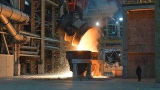 Посещение металлургического завода «Тула-Сталь»