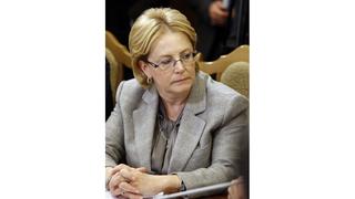 Вероника Скворцова на заседании Правительственной комиссии по вопросам социально-экономического развития Северо-Кавказского федерального округа