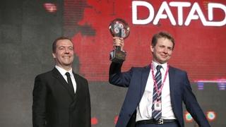 С Сергеем Морозовым, генеральным директором ООО «ДАТАДВАНС», победителем премии «Индустрия» 2016 года